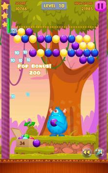 Bubble Shooter: Monster Quest screenshot 8
