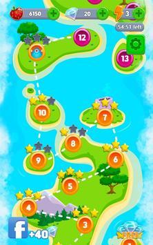 Bubble Shooter: Monster Quest screenshot 9