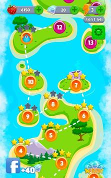 Bubble Shooter: Monster Quest poster