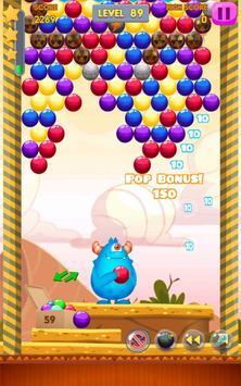 Bubble Shooter: Monster Quest screenshot 13