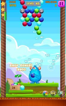 Bubble Shooter: Monster Quest screenshot 11