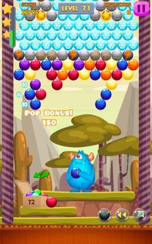Bubble Shooter: Monster Quest screenshot 12