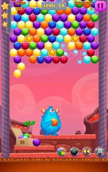 Bubble Shooter: Monster Quest screenshot 1