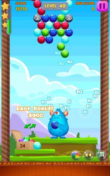 Bubble Shooter: Monster Quest screenshot 2