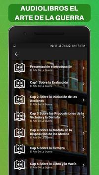 AudioLibros El Arte De La Guerra Gratis screenshot 1