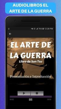 AudioLibros El Arte De La Guerra Gratis screenshot 3