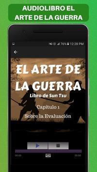 AudioLibros El Arte De La Guerra Gratis screenshot 4