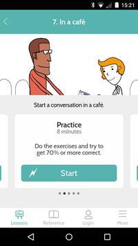Phrasewise English apk screenshot