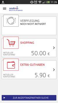 Sodexo Benefits Pass ® App poster