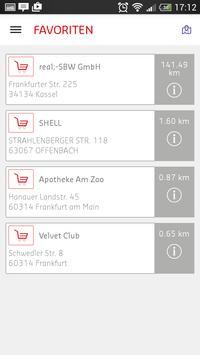 Sodexo Benefits Pass ® App screenshot 4