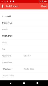 Salesmart screenshot 1