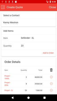 Salesmart screenshot 3
