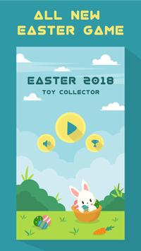 Easter 2018 - Toy Collector poster