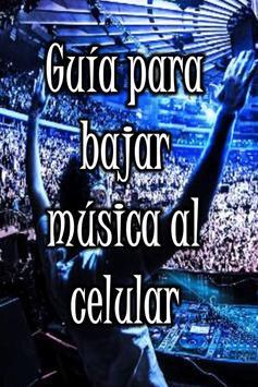 Bajar Musica Gratis Mp3 al Celular guía - tutrial screenshot 1