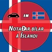 Notaðar bílar á Íslandi icon