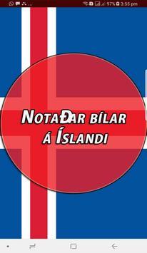 Notaðar bílar á Íslandi screenshot 1