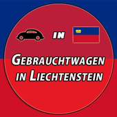 Gebrauchtwagen in Liechtenstein icon