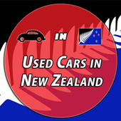 Used Cars in New Zealand icon