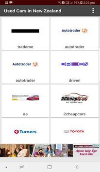 Used Cars in New Zealand screenshot 1