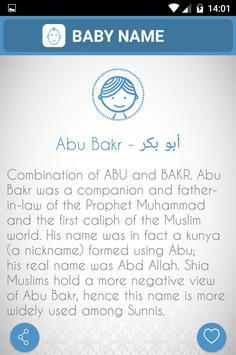 Muslim Arabic Names and Meanings screenshot 3