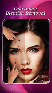 Face Blemishes Removal poster