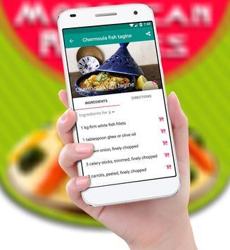 Moroccan Recipes screenshot 2