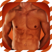 Body Power Scanner Prank icon