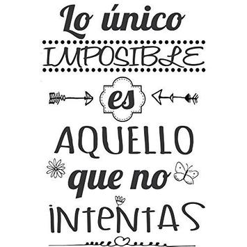 Frases Motivadoras Imagenes poster