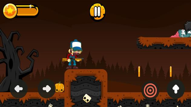 👽 HUNTING ZOMBIES 🔥 apk screenshot
