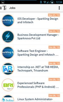 Technopark Times screenshot 2