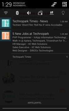 Technopark Times screenshot 4