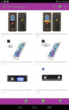 HiTek Gadgets Geek Shopping apk screenshot