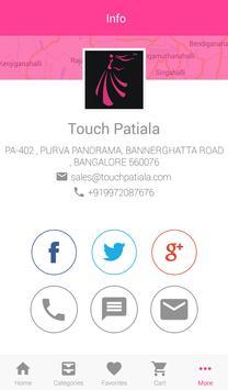 Touch Patiala apk screenshot