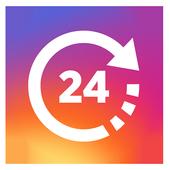 InstaStories Upload icon