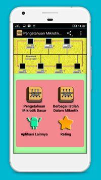 Mikrotik Pengetahuan Lengkap screenshot 1