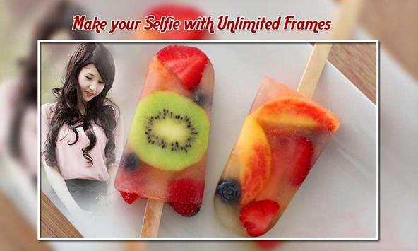 Candy Photo Frames poster