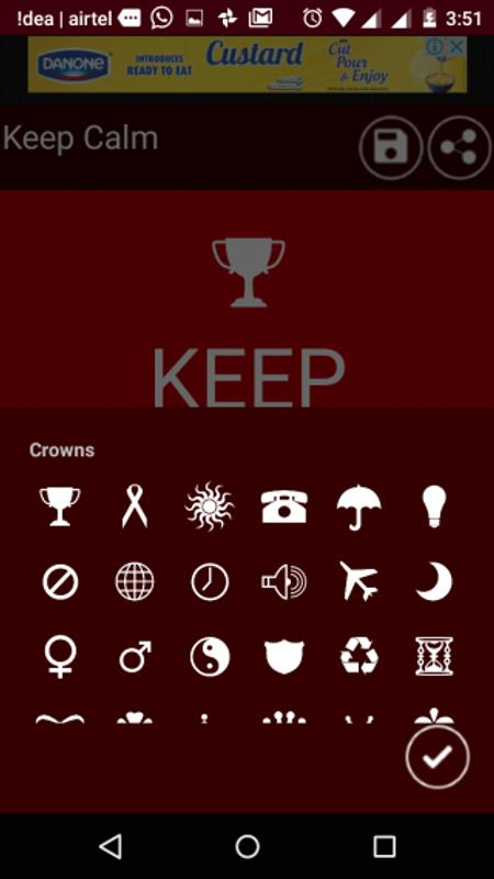 Keep Calm Apk Download Free Lifestyle App For Android Apkpure