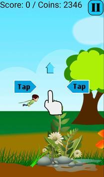 Flappy Birdy Boy poster