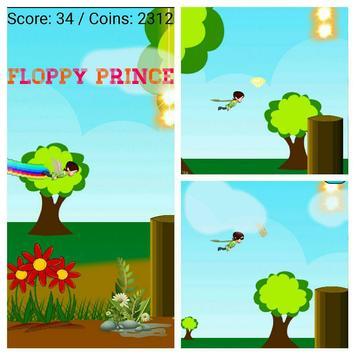 Flappy Birdy Boy screenshot 1