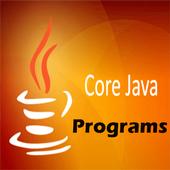 Core Java Programs icon