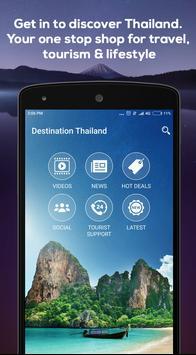 Destination Thailand poster