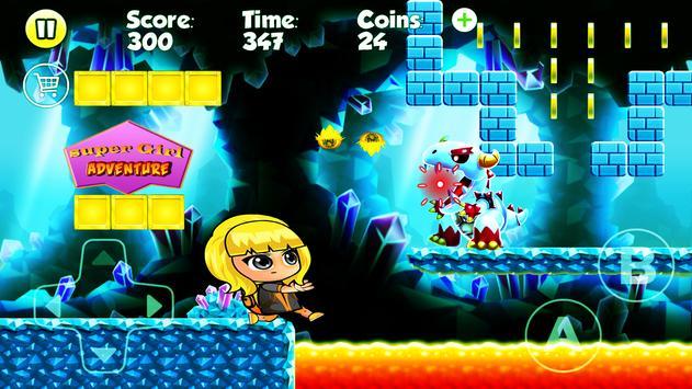 Girl Adventure game screenshot 7