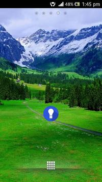 Torch - Flashlight Widget screenshot 1