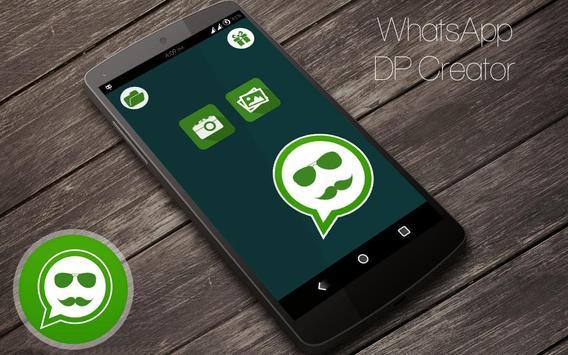 Whatsup DP Creator apk screenshot