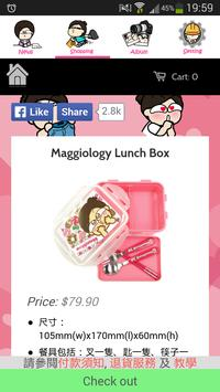 Maggie Market apk screenshot