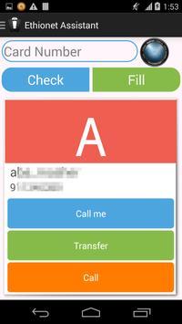 Ethionet Assistant screenshot 2
