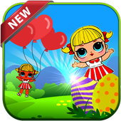 Lol Surprise Game Eggs Doll 2 icon