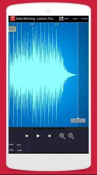 ادیت موزیک apk screenshot