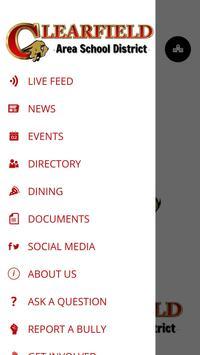 Clearfield Area Schools, PA apk screenshot