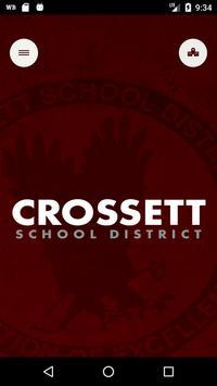Crossett School District poster